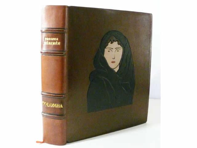 Couvertures de quelques unes des 243 éditions de Colomba produites depuis le 1er juillet 1840